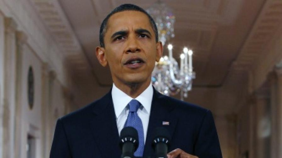 Обама обяви плана за изтеглянето от Афганистан