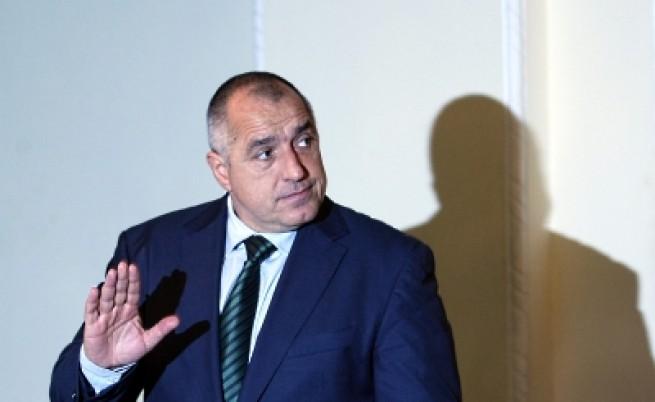Борисов: Незаконното в Слънчев бряг трябва да се събори
