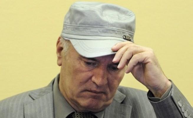 Адвокатите на Младич: Единият не иска, другият - не може
