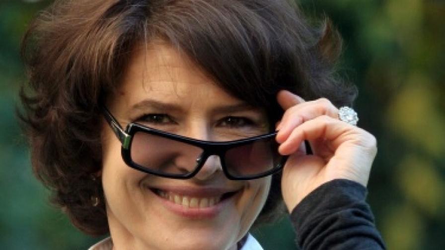 Актрисата и режисьор Фани Ардан