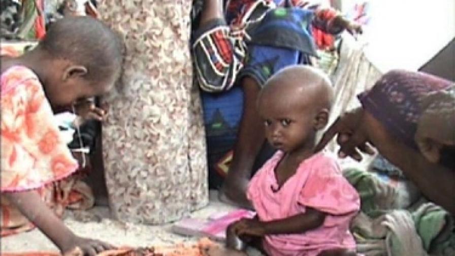 $500 млн. срещу най-тежката суша в Африка