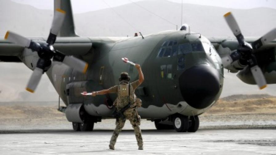 Мистерията с изчезналия самолет C-130 се задълбочава
