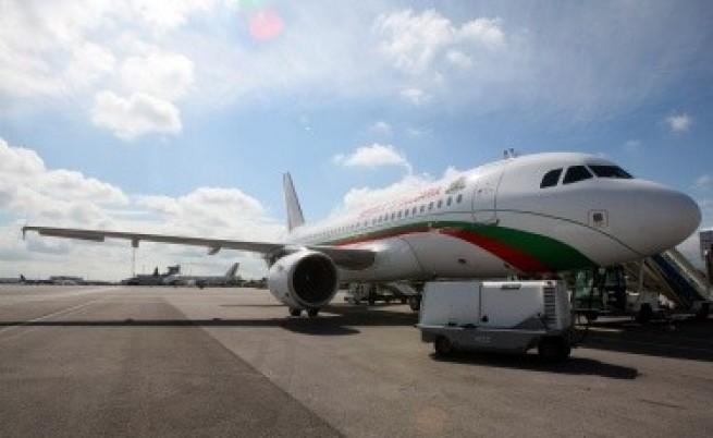 Разблокираха авиационно гориво от Държавния резерв