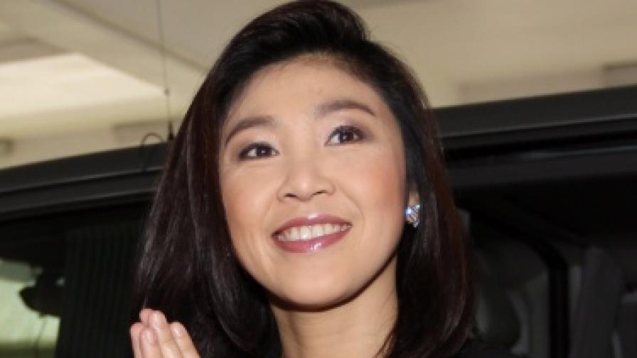 Новият премиер в Тайланд - сестрата на бившия