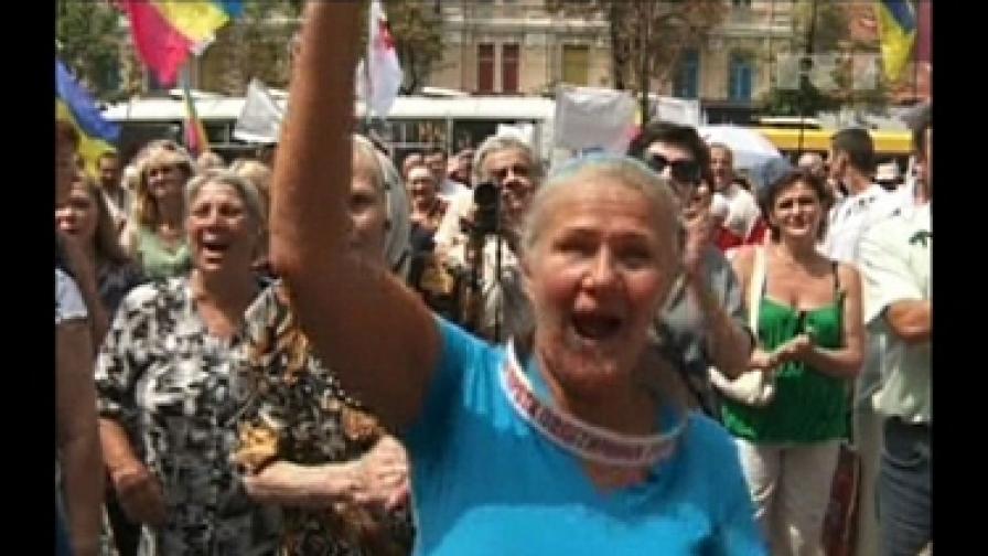 Ще осъдят Юлия Тимошенко на пет години затвор