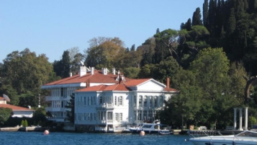 """Вилата """"Абуд Ефенди"""", построена през 1835-1855 г."""