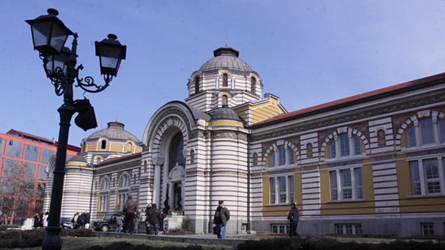 Сградата е построена през 1913 г., а банята функционираше до 1986 г.