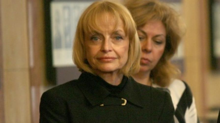 Певицата Камелия Тодорова се кандидатира за вицепрезидент