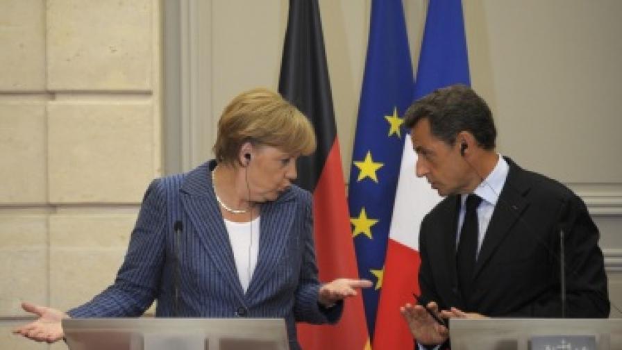 Ще успее ли планът Саркози-Меркел?