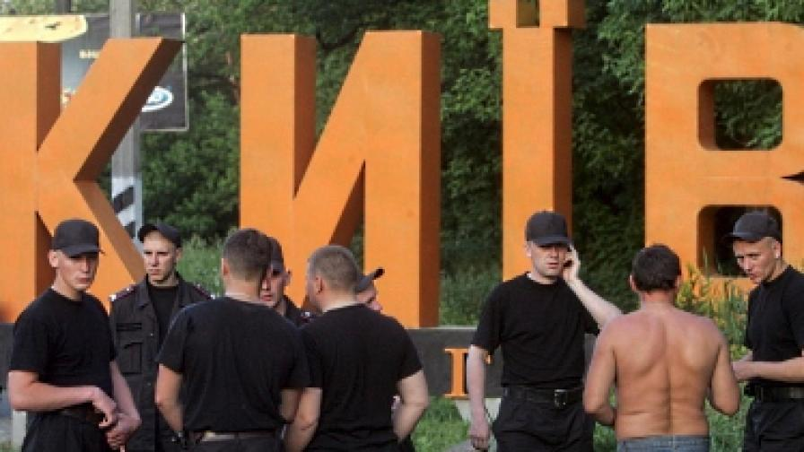 Службите предотвратили терористичен атентат в Киев