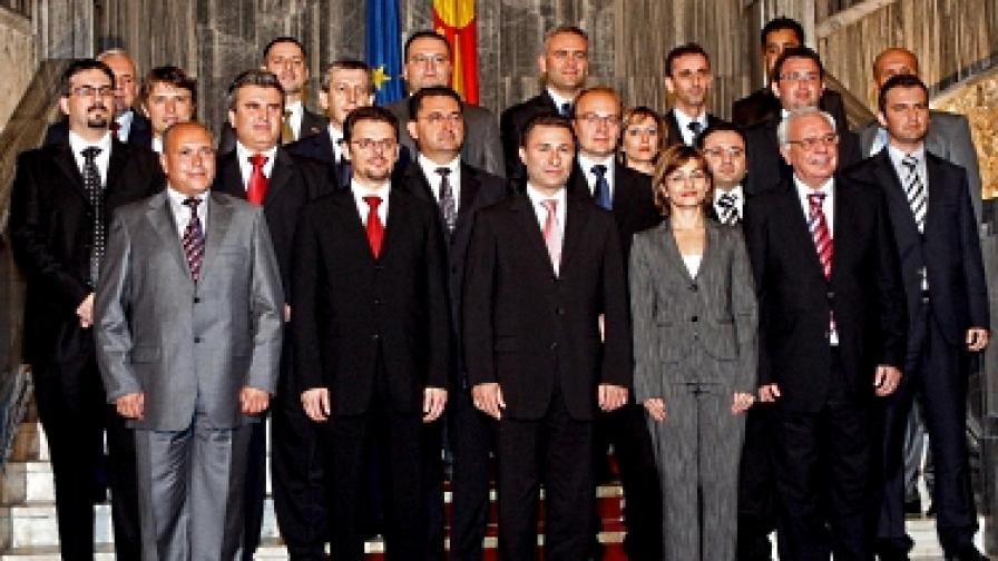 Новият македонски външен министър топи леда със София