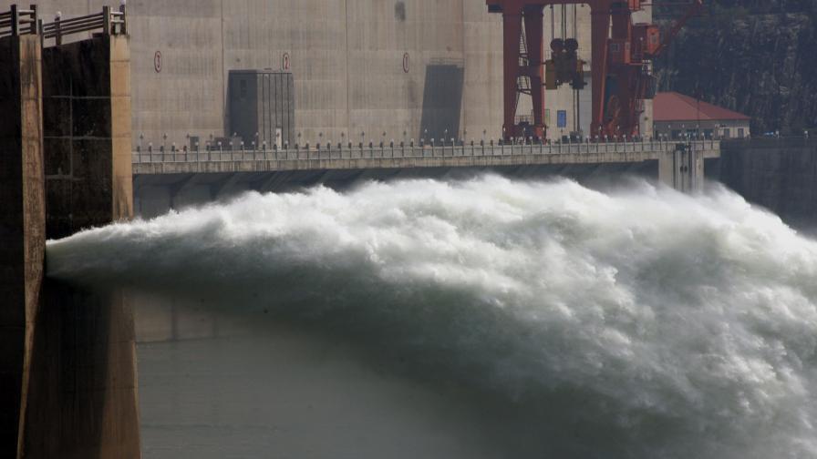 40 хил. язовирни стени в Китай може да рухнат