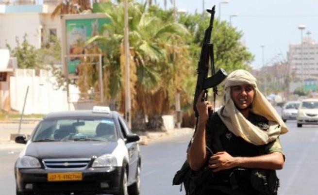 Масови убийства в Триполи
