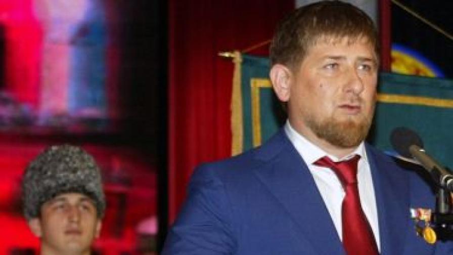 Девет жертви на бомбен атентат в Чечения