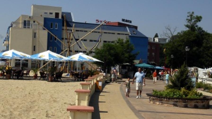Хотелиери настояват в Слънчев бряг да има улици с имена и номера