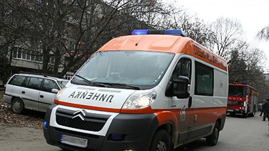 Тролей блъсна две жени в София, едната загина