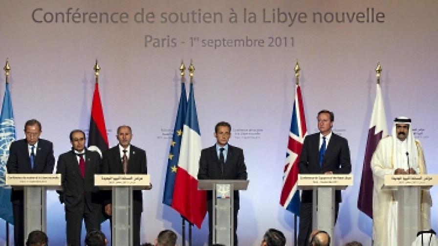 Деблокират $15 млрд. за либийските бунтовници