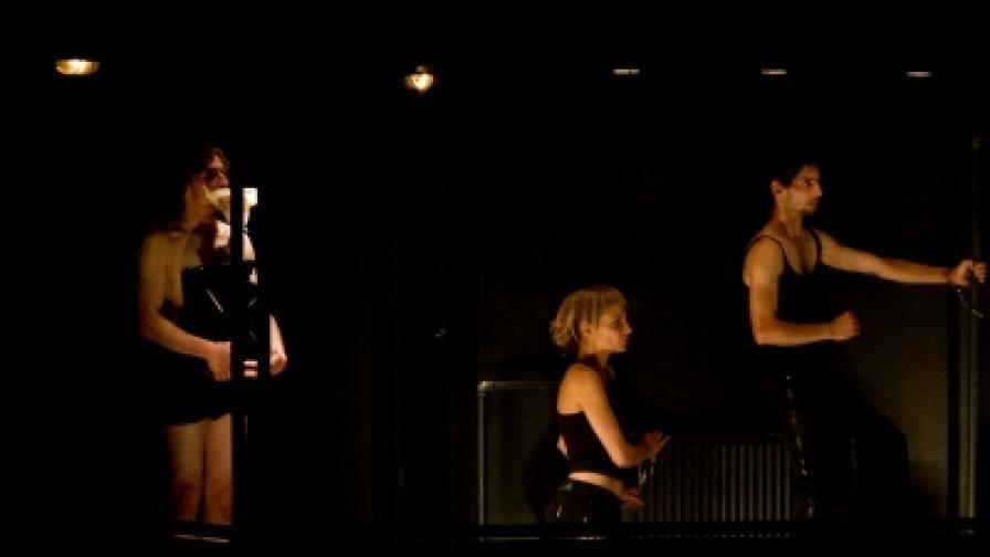 """""""Ръкомахане в Спокан"""" е първа постановка на българска сцена на Явор Гърдев след шумния успех на """"Козата или Коя е Силвия"""""""