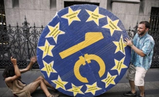 Европейците все по-зле настроени към еврото