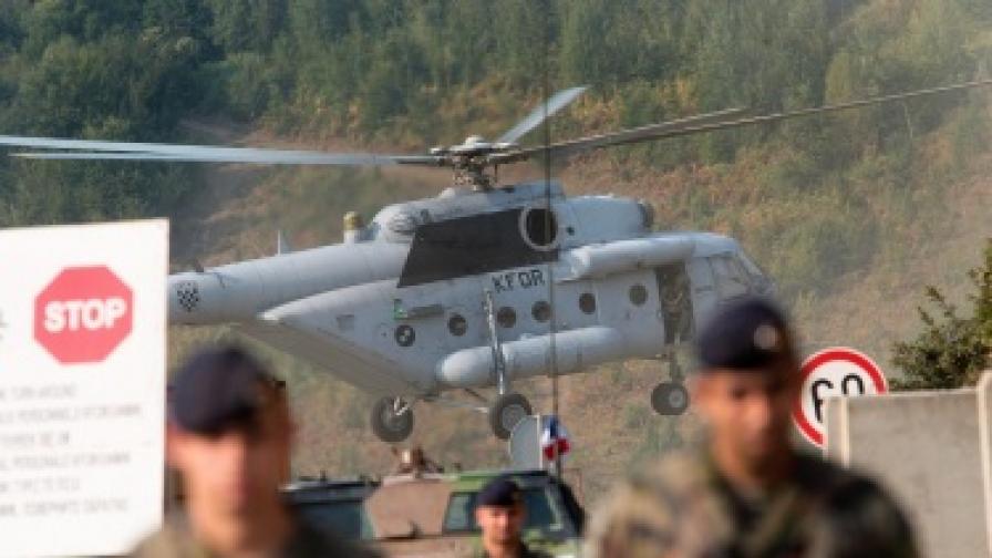 Напрежението в Северно Косово продължава