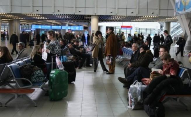 Наркотици за 1 млн. лв. на летище София