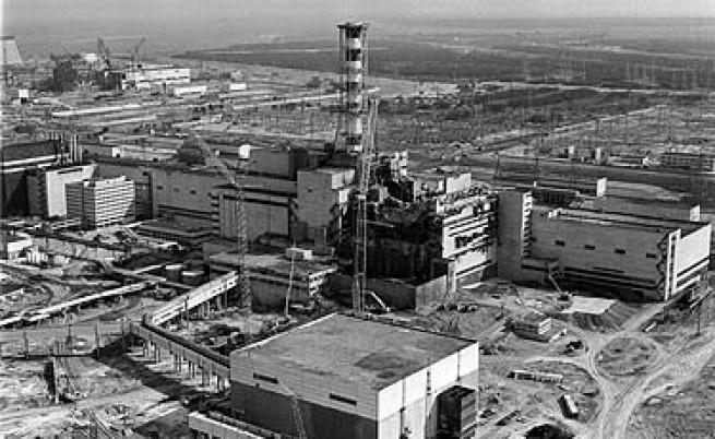 """АЕЦ """"Чернобил"""""""