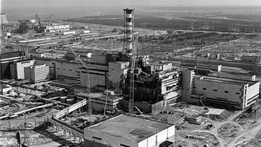 Русия дава на Украйна 50 млн. евро за обезопасяване на Чернобилската АЕЦ