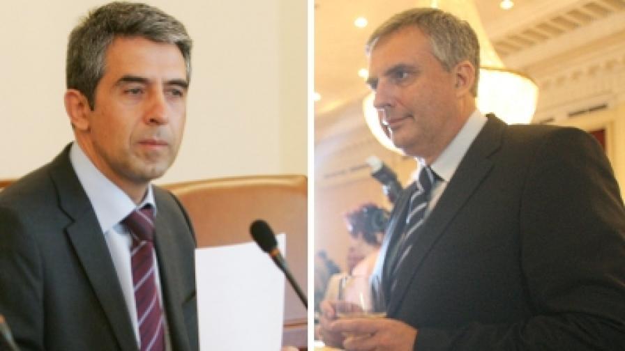 """""""Галъп"""": 27% за Плевнелиев,  15% за Калфин, 13% за Кунева"""