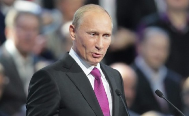 Путин: Защо са ми предизборни срещи?