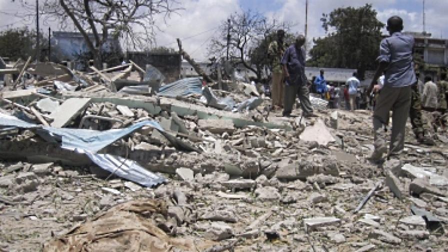 """""""Икономист"""": Случилото се в Сомалия бе потискащо предсказуемо"""