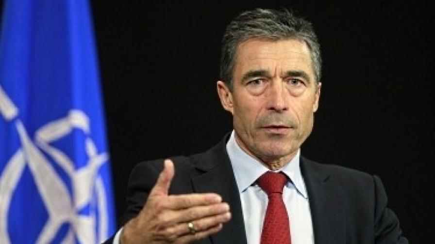 НАТО е прекратил въздушните удари в Либия