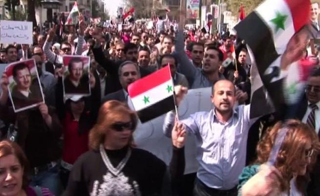Дезертирали военни ще свалят режима в Сирия