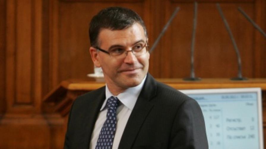 Дянков: Не се плаша от стачки