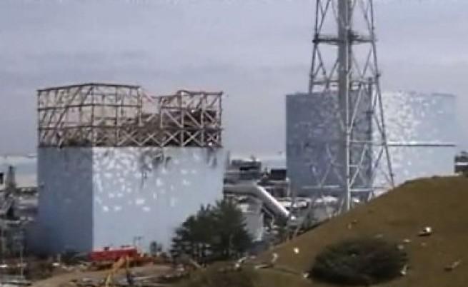 Радиацията в морската вода край Фукушима - до 20 пъти над нормата