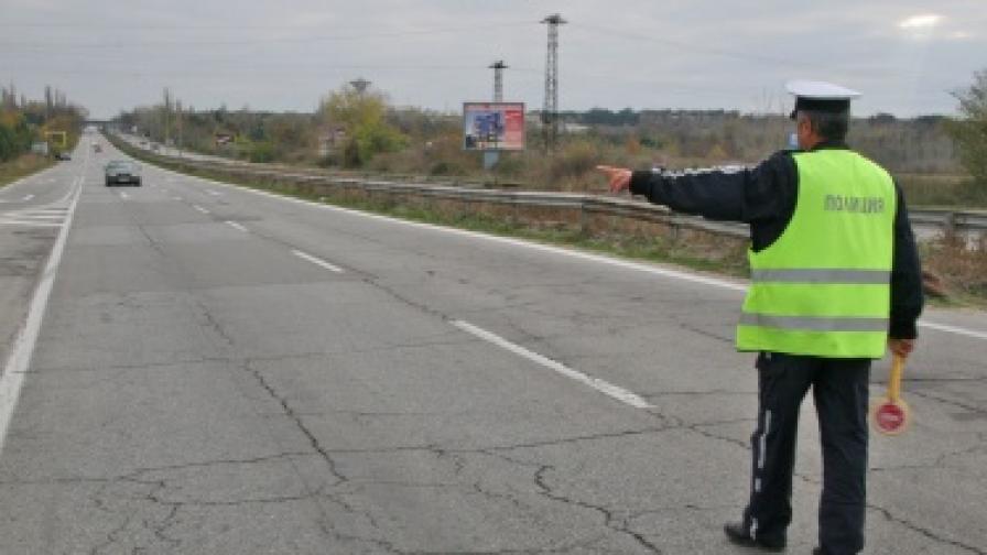 Акция в София за пияни жени-шофьори