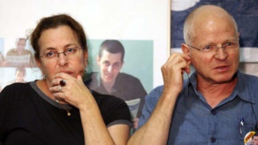Разменят Гилад Шалит за 1000 палестинци