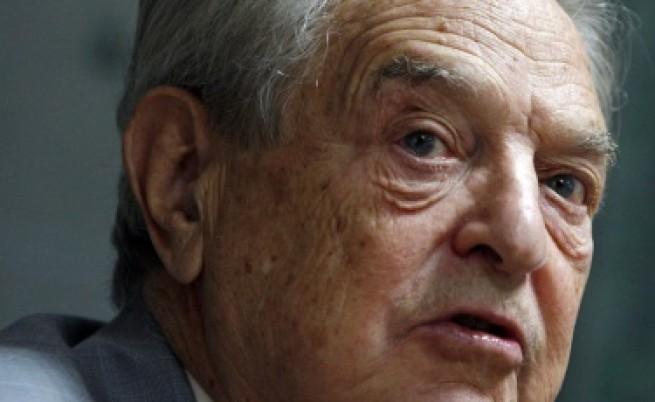 Джордж Сорос събира подписка за еврото