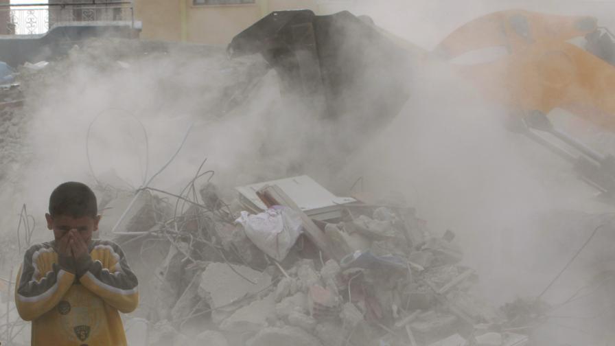 Колко и как може да се оцелее под руините при земетресение