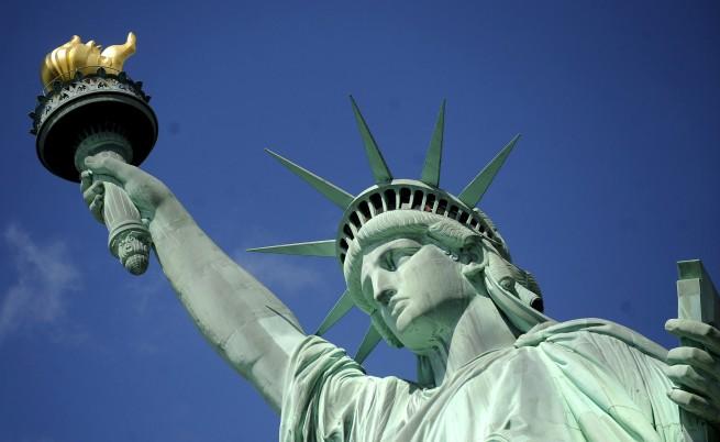Статуята на Свободата също е затворена