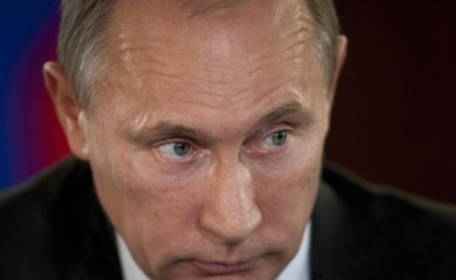 Уроците по история на Владимир Путин