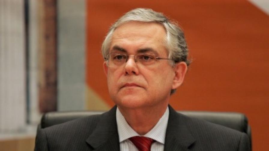 Лукас Пападимос<br />