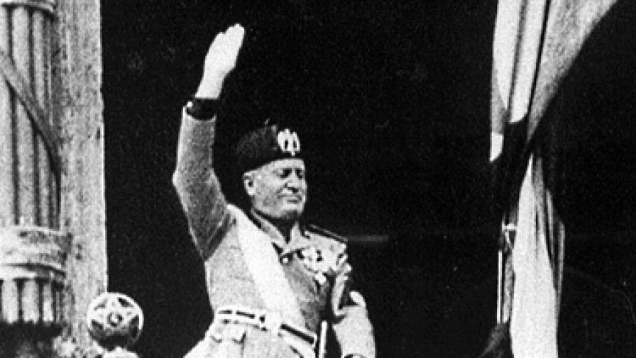 Резултат с изображение за Бенито Мусолини