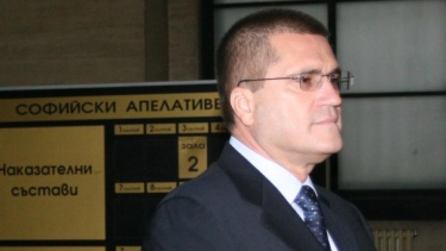 ВАС потвърди оправдателната присъда на Николай Цонев