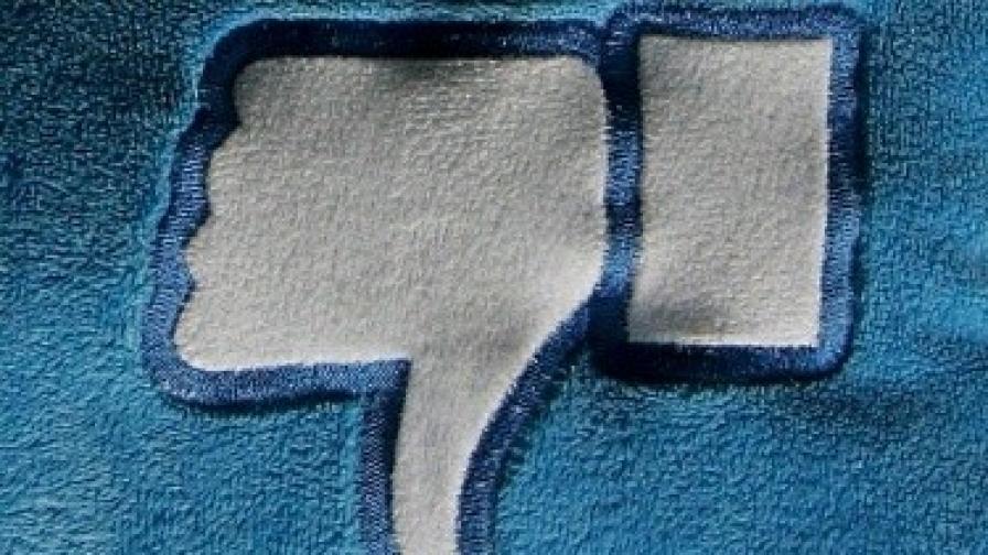 """Всеки трети вече се разделя по """"Фейсбук"""""""