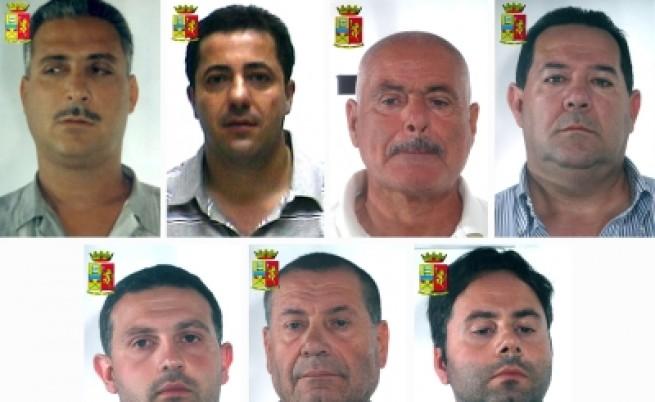 110 осъдени мафиоти в Италия