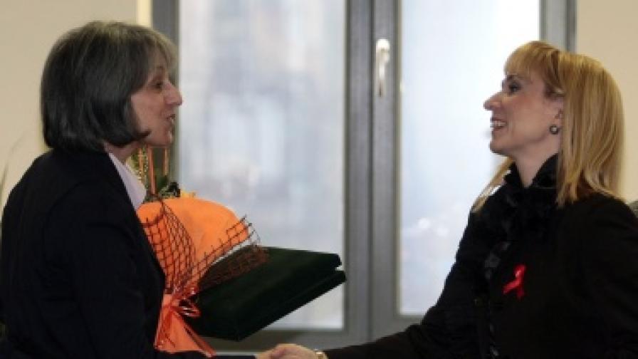 Диана Ковачева иска спешен дебат за промени във ВСС