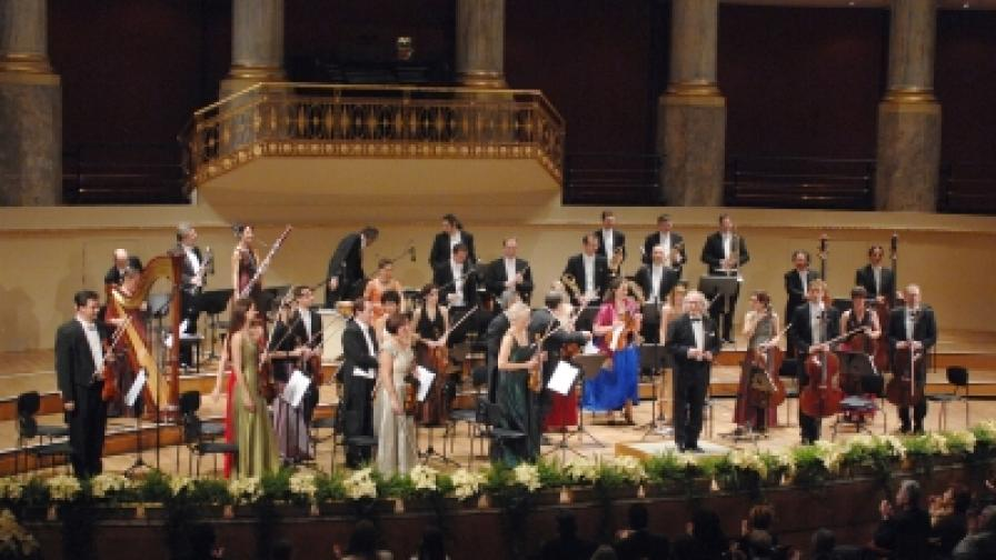 """Фестивалният оркестър """"Щраус"""" - Виена"""