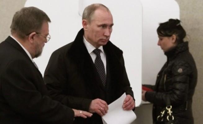 Партията на Путин губи удобното си мнозинство