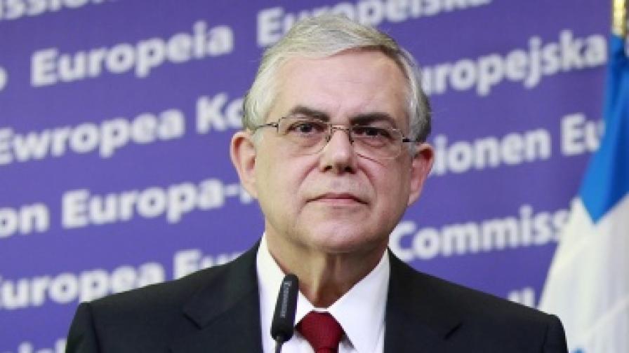 В Гърция приеха бюджета за догодина