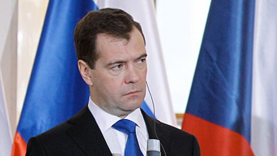 Медведев нареди проверки за изборни нарушения